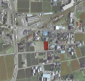 松本市新村 売地(新村駅まで120m)便利です。