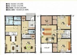 安曇野市豊科高家2526-1 新築住宅