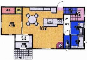 【NEW】豊科高家2530-1 新築住宅 *農地法・開発許可済み!!